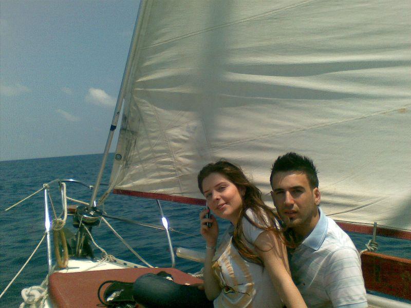 אהבה בים