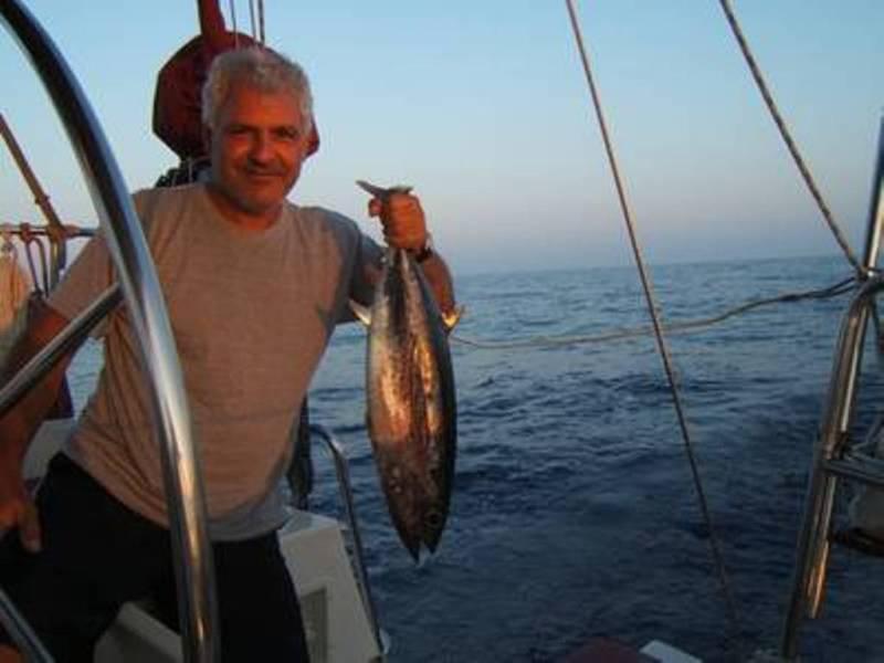 דייג בגרירה