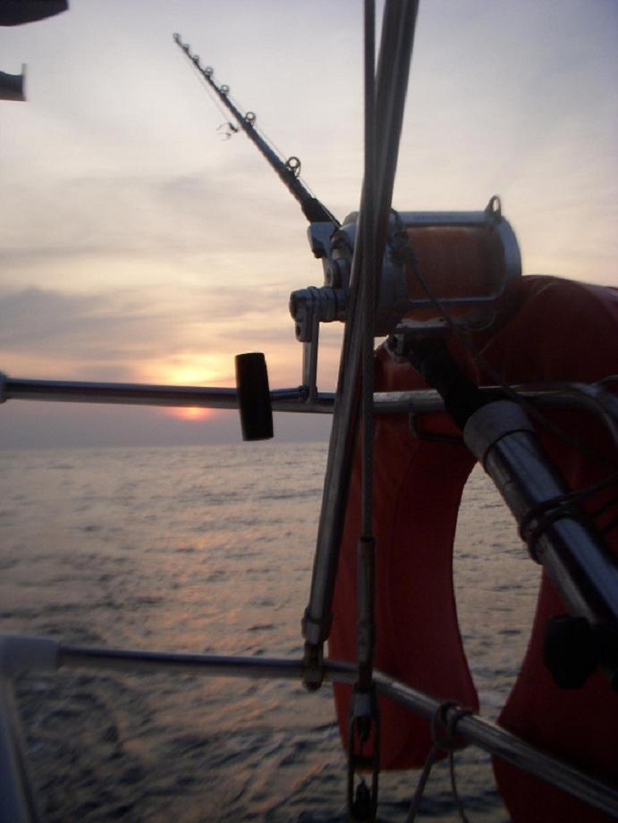 דייג בעזרת רולרים