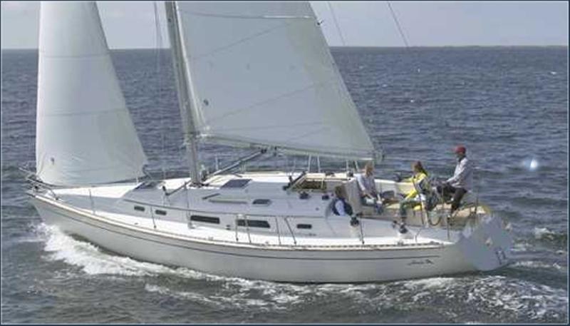 שייט עם מפרשים