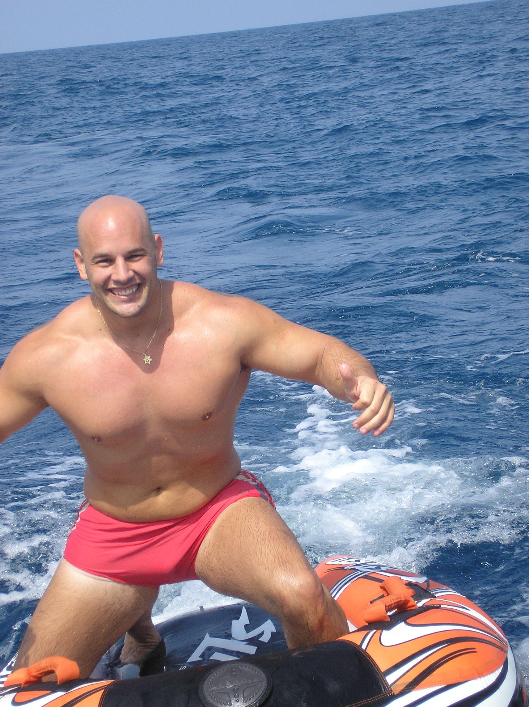 יאכטה באילת-ספורט ימי